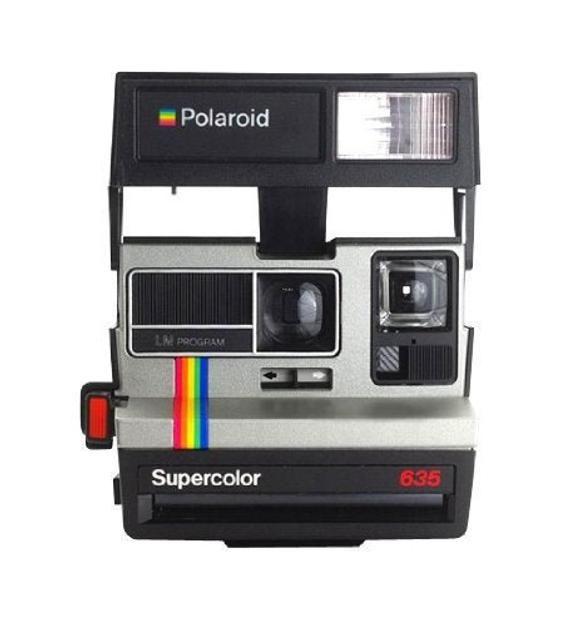 Polaroid 635 Supercolor Lm Program Boxed Instant Print Camera Etsy Instant Print Camera Instant Camera Vintage Polaroid Camera