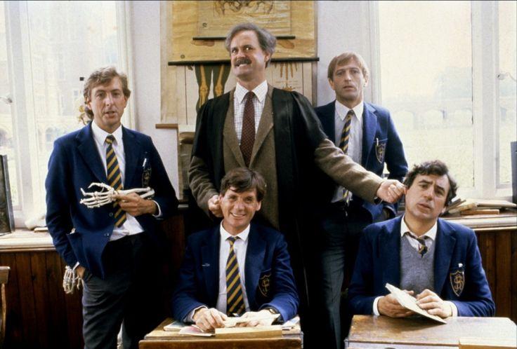Monty Python's The Meaning of Life (1983) - Terry Jones, Eric Idle, Michael Palin, John Cleese & Graham Chapman
