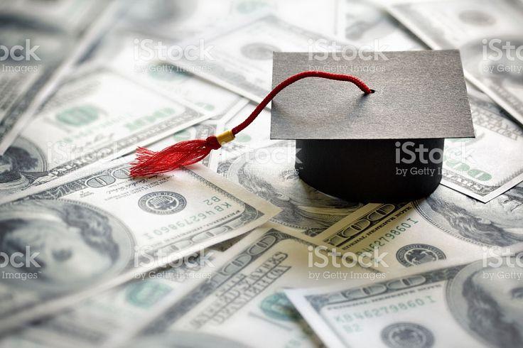 Saving for education royalty-free stock photo