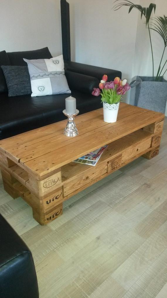 Palettenmobel Wohnzimmer Couchtisch Sideboard Mit 2 Schubladen Unten Tv Sideboard Coffee Table Decor