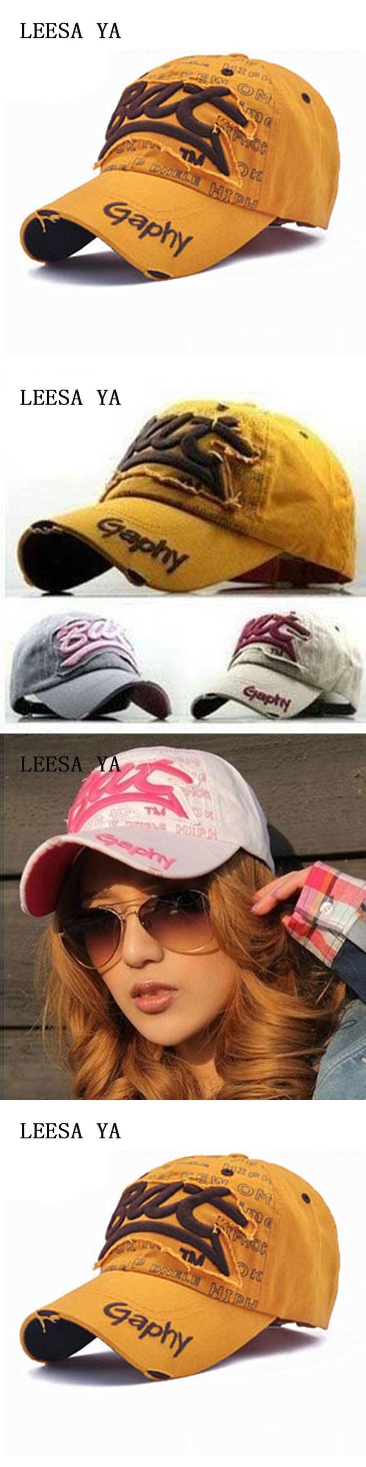 Fashion embroidery Letter Baseball Caps Men Women Cotton Gorras Snapback Bone Hat Raiders Hat High Quality Brand Polo Caps boy