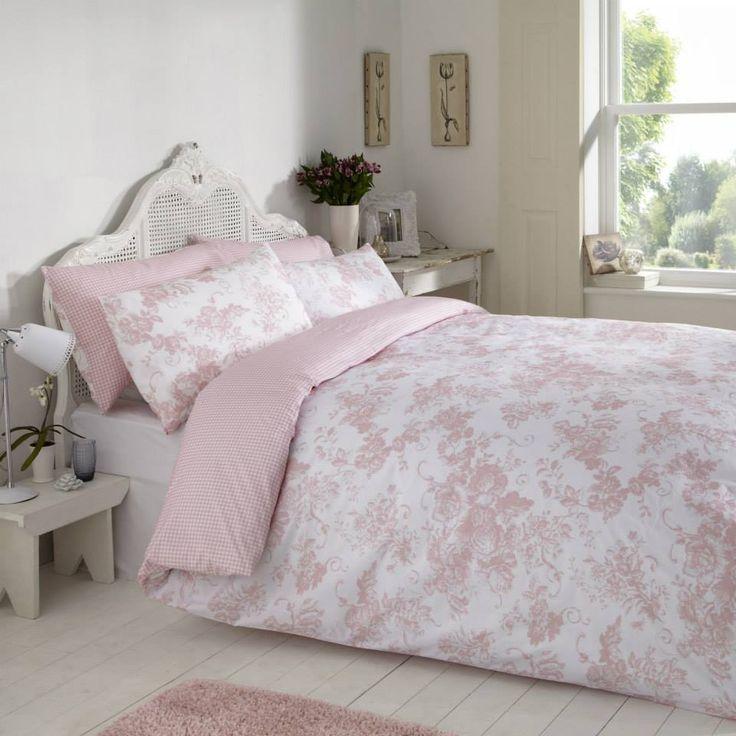 Antoinette Rose Bedlinen  #vantonahome #bedding #bedlinen #home #decor #bedroom #vantona