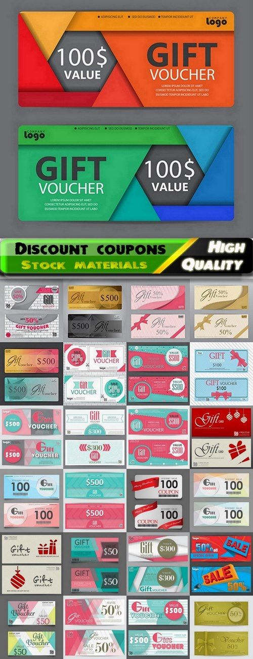 13 best gift\/coupon voucher images on Pinterest Gift cards - coupons design templates