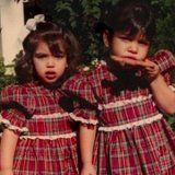 cool Kris Jenner Posts an Adorable Christmas Throwback Picture of Kim and Kourtney Check more at https://10ztalk.com/2016/12/17/kris-jenner-posts-an-adorable-christmas-throwback-picture-of-kim-and-kourtney/
