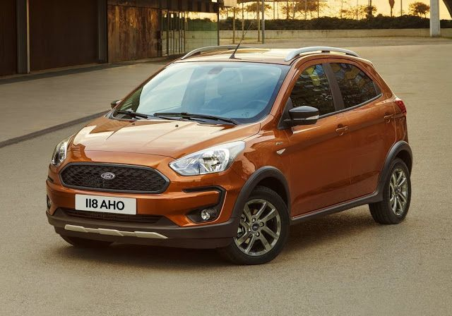 2019 Ford Ka Plus Active Ford Suv Cars 2019 Ford