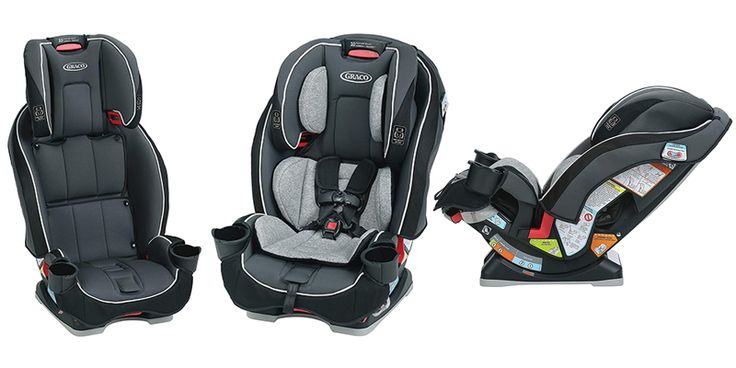 Graco slim fit 3 in 1 convertible car seat in 2020 baby