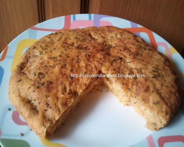 no-knead-cheese-focaccia