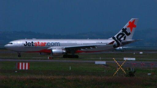 Jetstar A330, Auckland International Airport 2012. Image Google Search