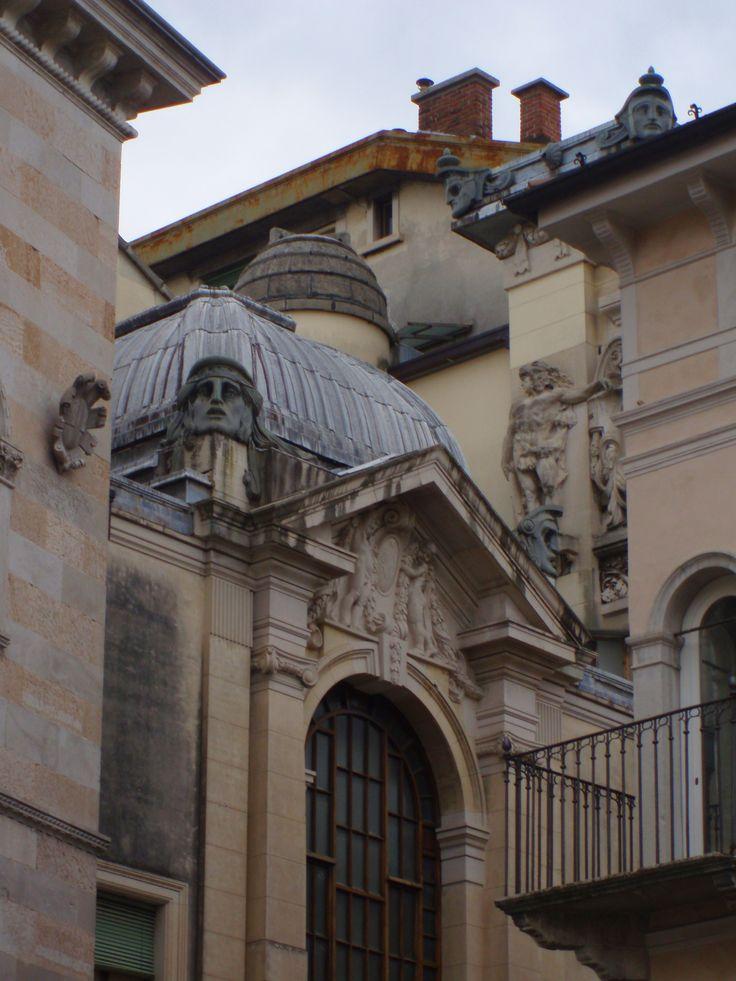 Udine Palazzo D'Aronco