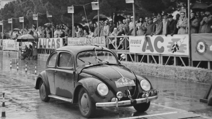 Monte Carlo Rally 1951