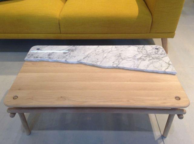 Table marbre eno studio