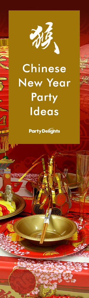 Celebrate the Year of the Monkey with our stunning Chinese New Year party ideas! Throw an unforgettable Chinese-themed party with paper lanterns, decorations, fortune cookies, party games and more.