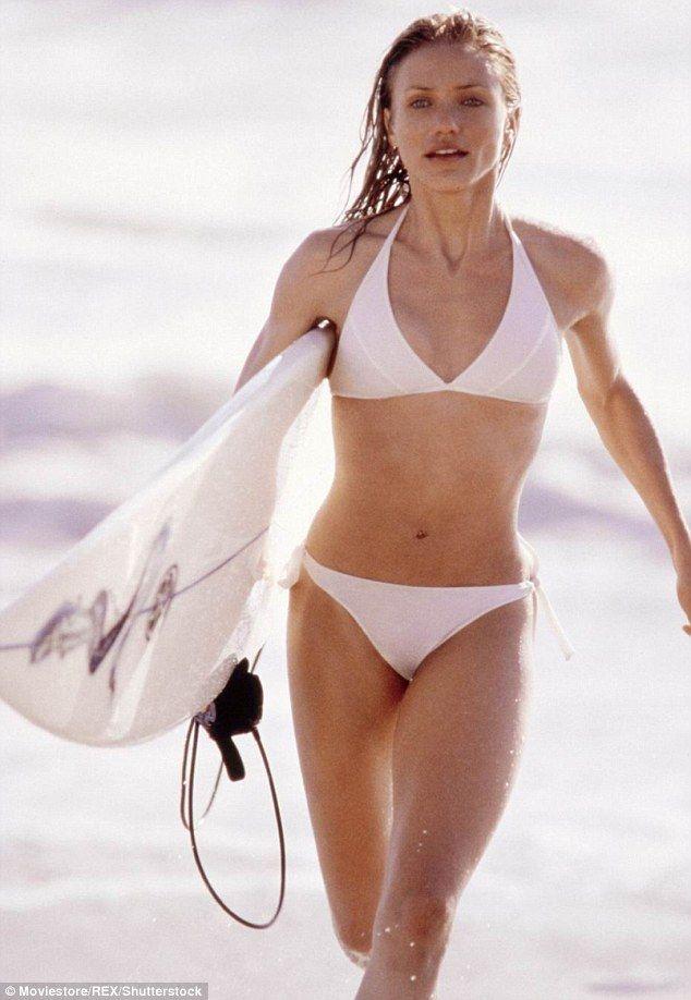 Bikini body competition