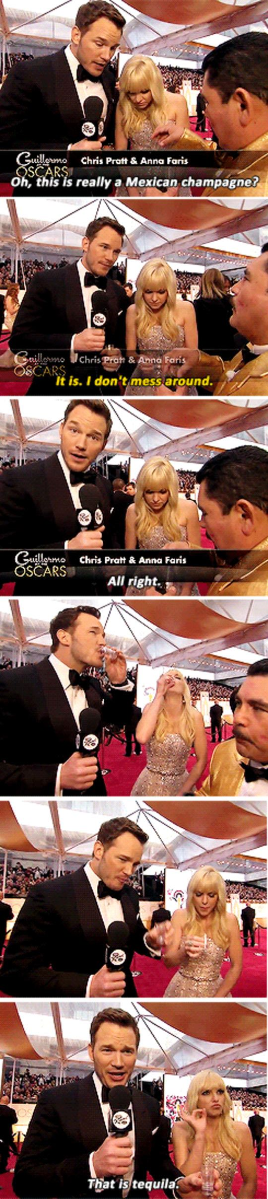 Chris Pratt Gets Pranked