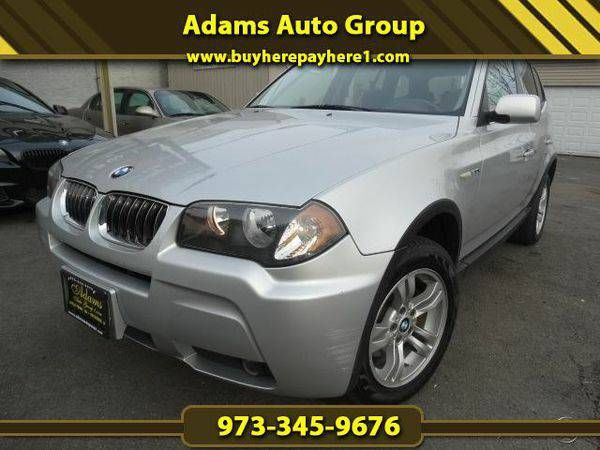 2006 *BMW* *X3* 3.0i – Buy-Here-Pay-Here!