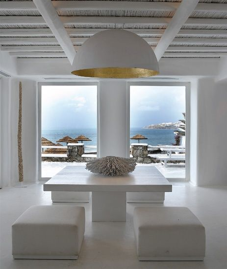 justthedesign: Dining Room At Cavo Tagoo