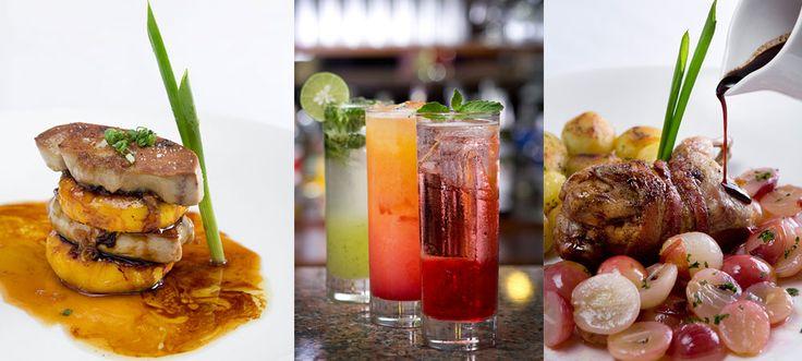 Our fresh menu......