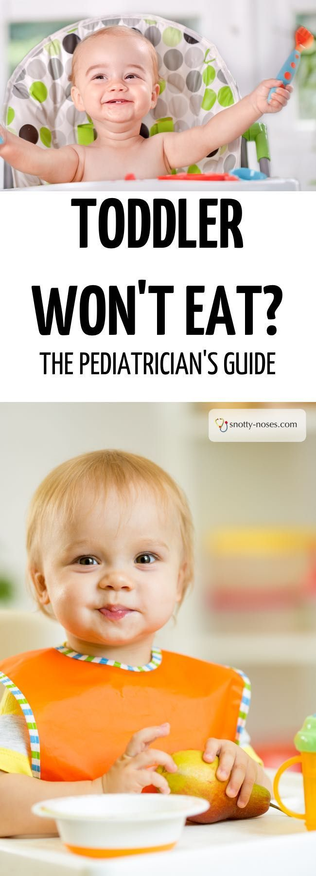 Toddler Won't Eat? The Pediatrician's Ultimate Guide.