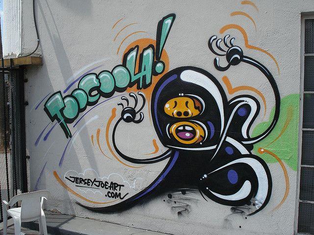 Rime MSK AWR SeventhLetter LosAngeles Graffiti Art | Flickr - Photo Sharing!