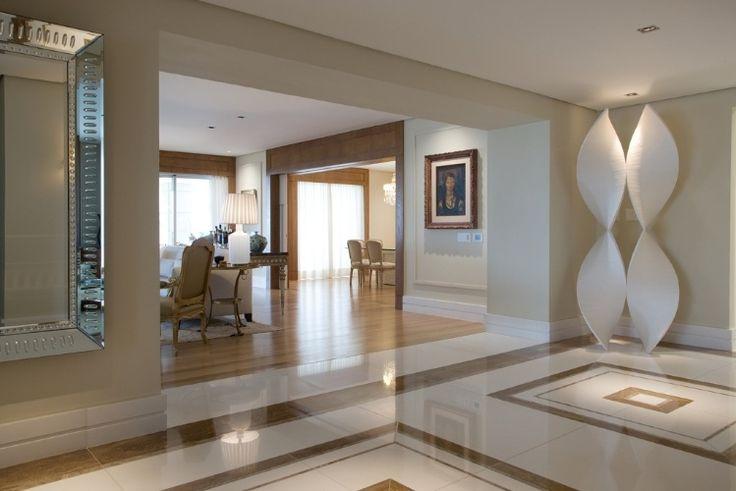 Ambientes de passagem podem ter personalidade; inspire-se em halls e corredores estilosos - BOL Fotos