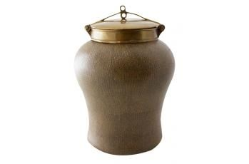 Preserve Pot By Kenzo Takada available at meizai