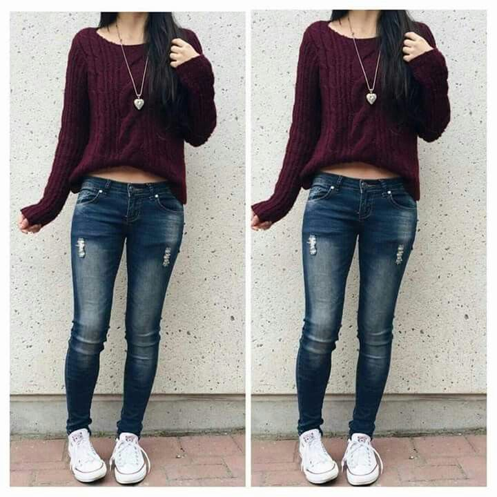 Mu00e1s de 1000 ideas sobre Pantalones Vino en Pinterest | Pantalones De Color Pantalones Vaqueros ...