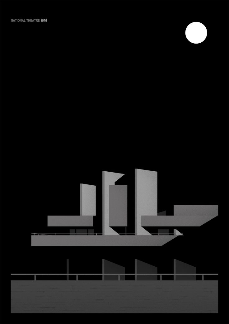 43 best toyo ito images on pinterest toyo ito architecture and of an homage to london brutalism by thomas danthony michael abrahamson national theatre by thomas danthony image courtesy of black dragon press fandeluxe Gallery