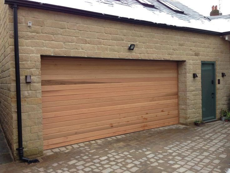 Horizontal Up and Over Cedar Timber Door By ABi Garage Doors Horizontal Up and Over Cedar & 15 best ABi Garage Door Case Studies images on Pinterest | Case ... Pezcame.Com