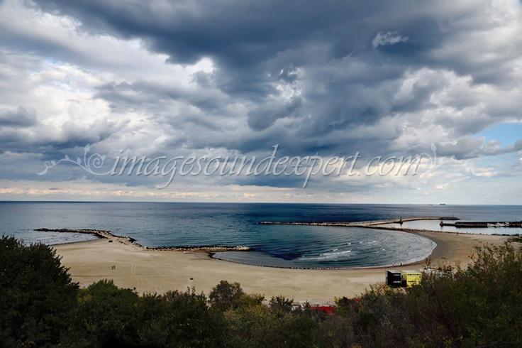 landscape marea neagra, portul nou,