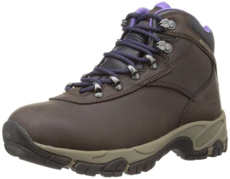 Hi-Tec Altitude V I Women's Waterproof Walking Boots - AW16 - 9 - Brown - Brought to you by Avarsha.com