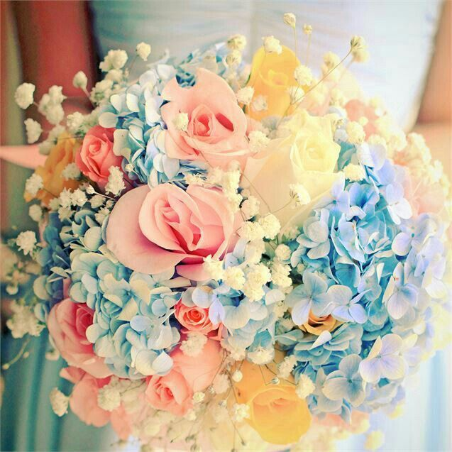 Pastel Blue Wedding Theme: 25+ Best Ideas About Pink Yellow Weddings On Pinterest