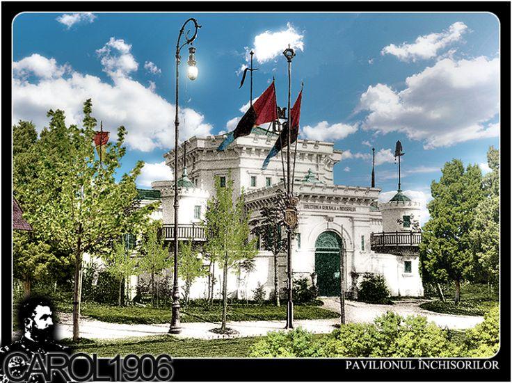 58 pavilionul inchisorilor