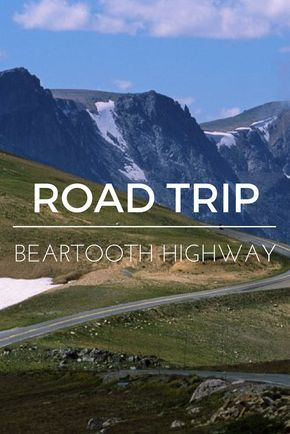 Beartooth Highway: 70 miles of All-American Road | The Beartooth Highway has been mesmerizing travelers since 1936!