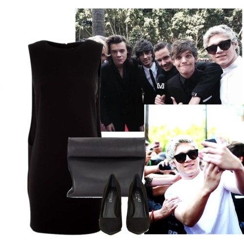 ARIA awards with Niall - Polyvore
