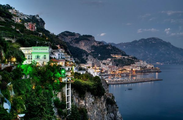 Amalfi Coast    Photograph by Ken McCurdy, My Shot