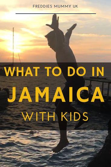 Qué hacer en Jamaica con niños # jamaica # jamaicatraveltoday #travel #travelti …