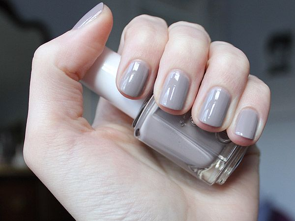 Essie Master Plan-one can never have enough gray so I think I need to get this.