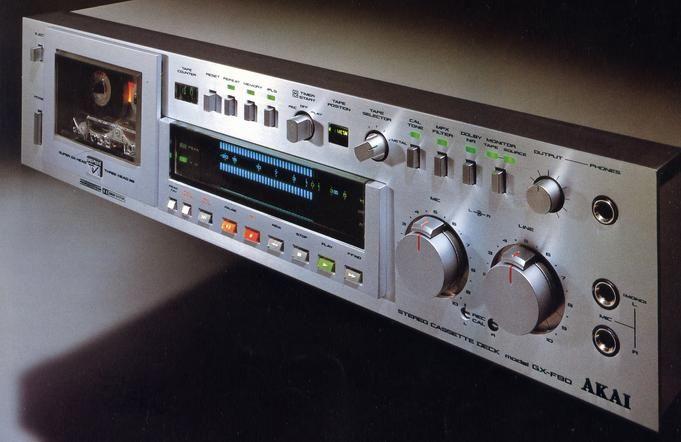 AKAI GX-F90   1981