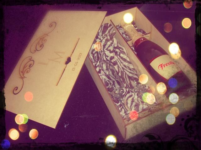 Cajas y canastos para regalos