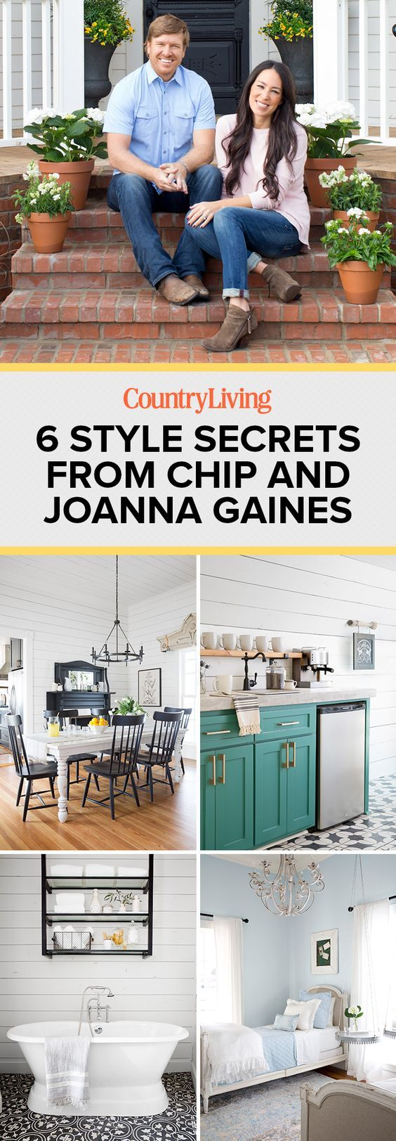 Les 24 meilleures images du tableau chip and joanna sur for Where is chip and joanna gaines bed and breakfast located