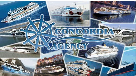14th January and 22nd January 2015 RECRUITMENT DAYS for several companies of river and sea going ships 4*-5* www.concordiaagency.com