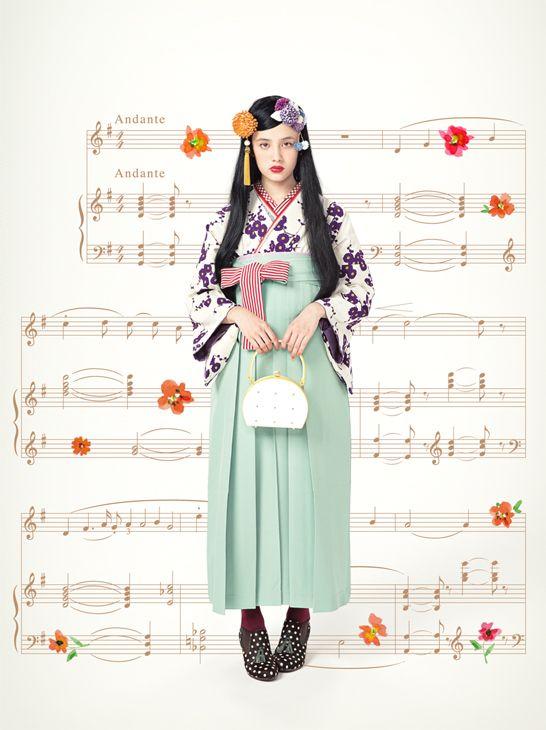 前髪なし?編み込み?卒業式の袴&ドレスに似合う【ロング】の髪型(3ページ目) - curet [キュレット] まとめ