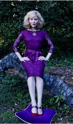 yes, I say!: Bridesmaid Dresses, Beautiful Dresses, Amen Fashion, Color Purple, Closet, Beauty Hair Fashion, Gorgeous Color, Purple Lace Dresses