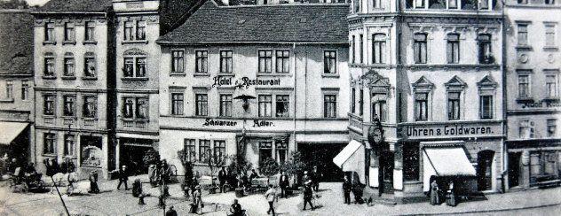1910  -  200. Geburtstag in Jena: Etwas mehr Carl Zeiss könnte nicht schaden