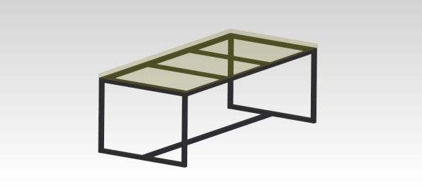 Tafelonderstel (Amazone) - Maco Design