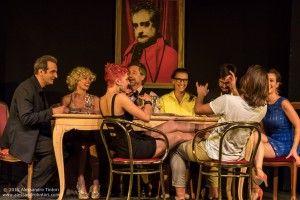 Recensione Mind the Gap, regia di gipeto al Teatro Caboto di Milano.
