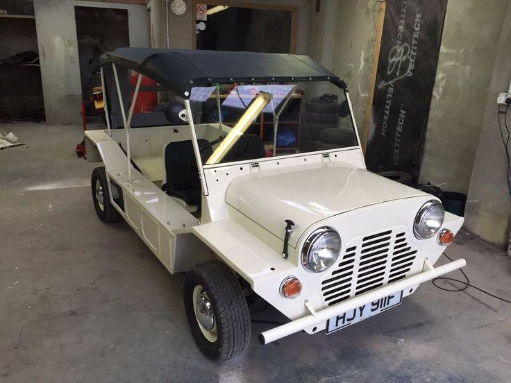 Mini Moke in Vehicle Parts & Accessories, Car Manuals & Literature, Mini | eBay