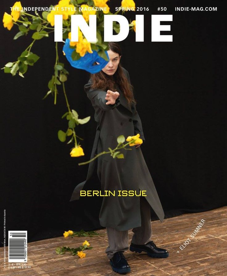 Issue 50 - Spring 2016  (Order this back issue via www.indie-mag.com/abo.php)