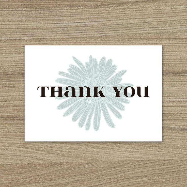 7 best Thank You Cards images on Pinterest Menu cards, Boxing - thank you card template