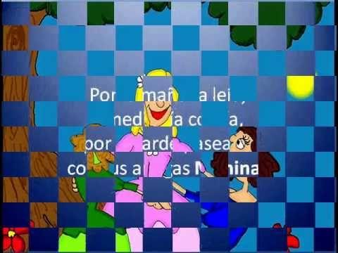 CUENTO DE LAS MENINAS . APRENDIENDO ARTE - YouTube